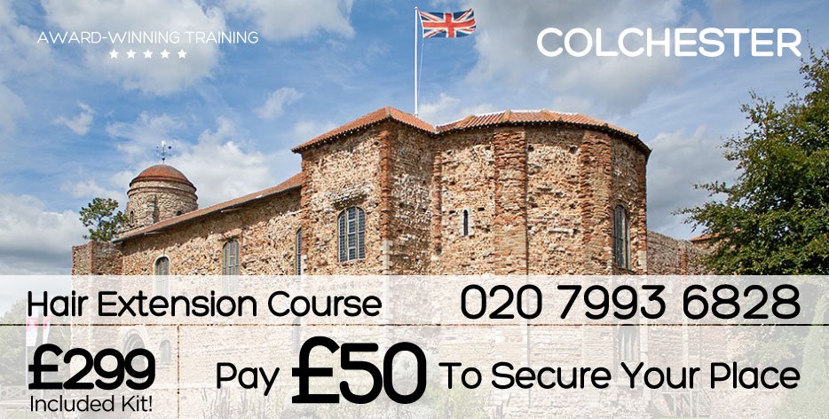 Colchester Hair Extension Course