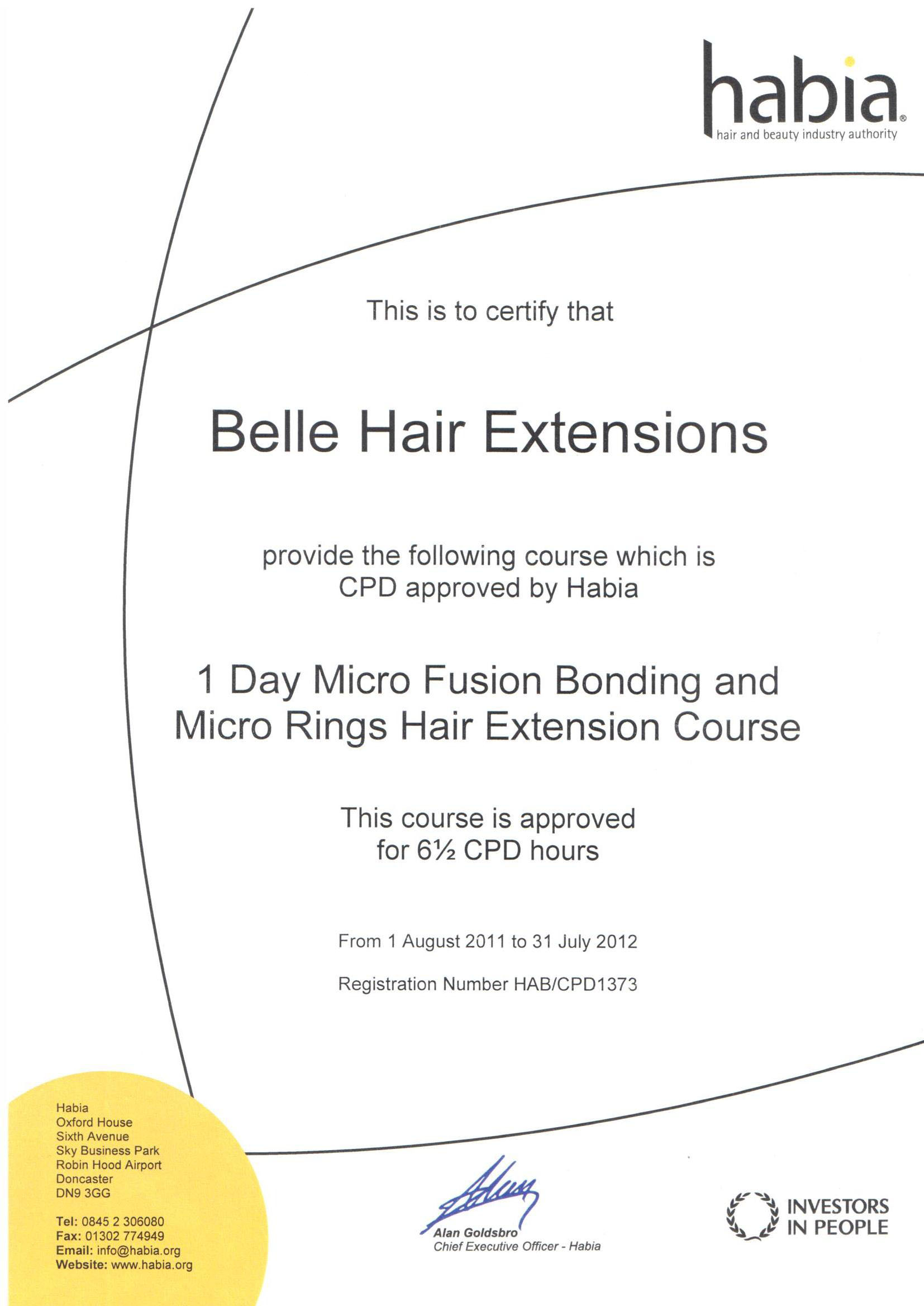 Hair Extensions Course What To Look For When Booking