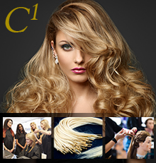 Hair Extension Course One