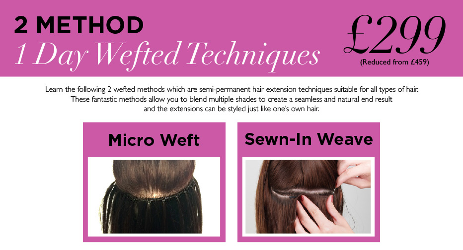 Weave Hair Extension Training Courses 84