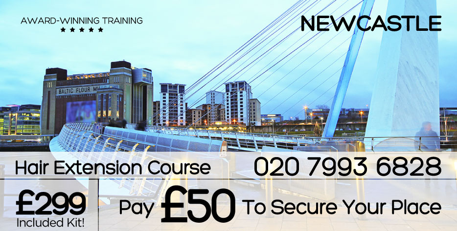 Newcastle Hair Extension Course