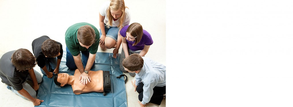 first aid training in salons